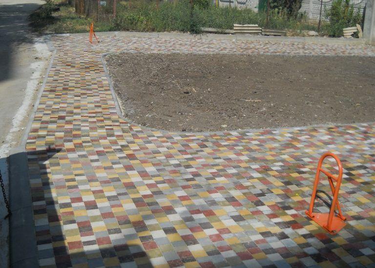 тротуарная плитка австрийский бук