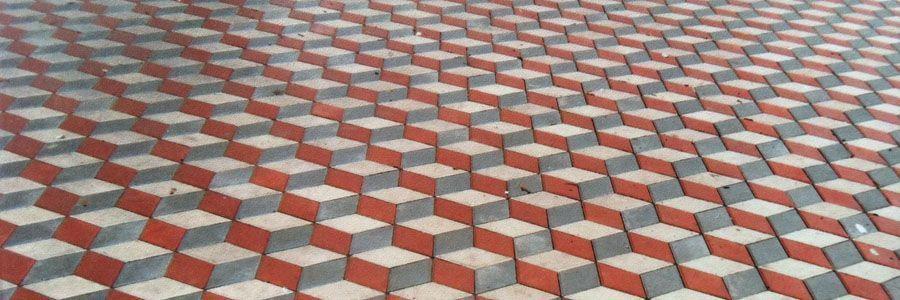 Тротуарная плитка Ромб Херсон