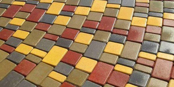 тротуарная плитка в херсоне