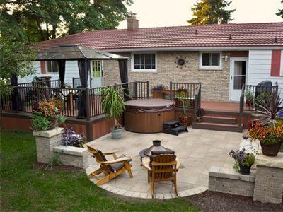 Патіо – плануємо зону відпочинку в своєму дворі.