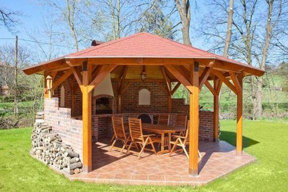 Ждете весну — запланируйте постройку летней площадки.