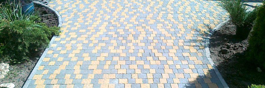 Тротуарная плитка Австрийский гросс