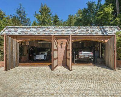 Выбираем проект гаража.
