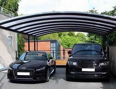 Навес или гараж, что выбрать?