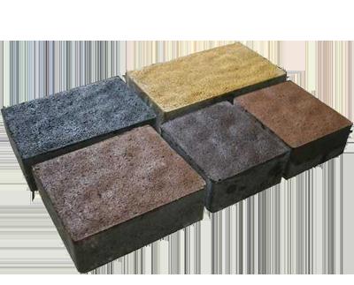 Новая форма тротуарная плитка Старая площадь.