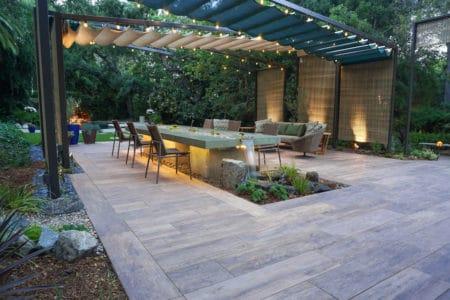 Дизайнерские идеи для вашего двора