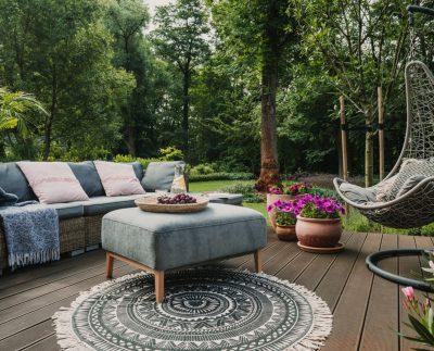 Меблі для двору
